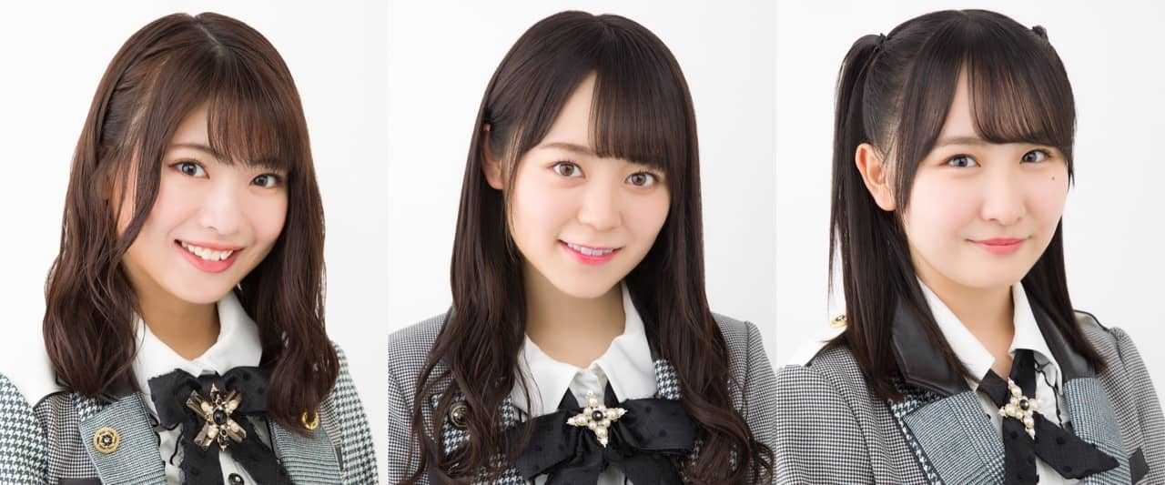AKB48 馬嘉伶、西川怜、山邊歩夢が生カラオケ「猫舌SHOWROOM 指カラ」