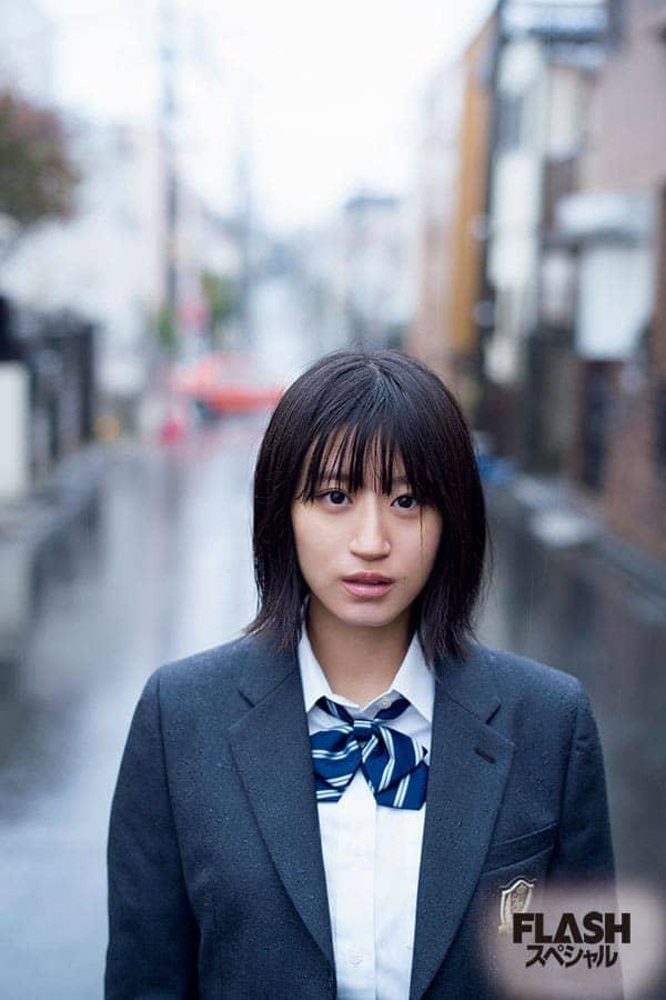 NMB48 上西怜「まさか自分がこんなにグラビアをやらせていただけるとは」【FLASHスペシャル】