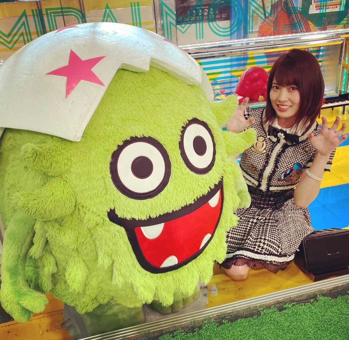 AKB48 横山由依、岡部麟が出演「ミライ☆モンスター」バドミントン齋藤駿選手に密着