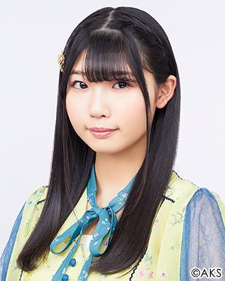 HKT48 石安伊、20歳の誕生日