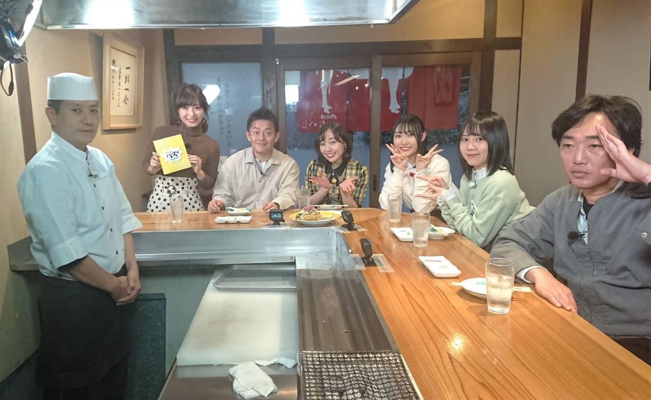 「SKE48のバズらせます!!」京都グルメをシンクロさせてバズらせます!