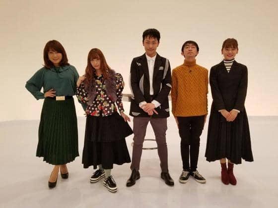 SKE48 高柳明音が「映画MANIA」に出演、スマイル全開で今年の抱負を語る