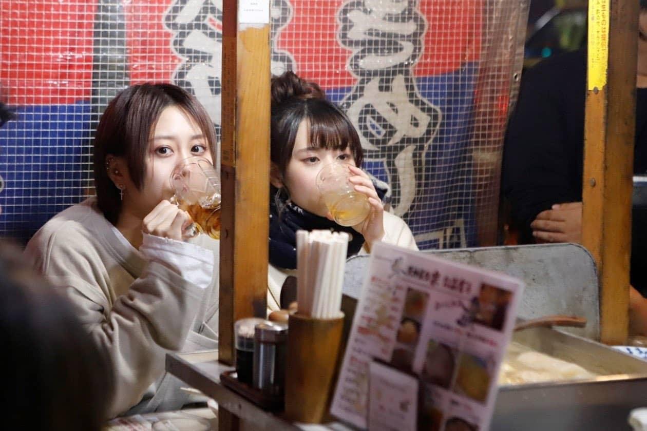SKE48 古畑奈和出演「古畑前田のえにし酒」#13:福岡県 博多屋台編