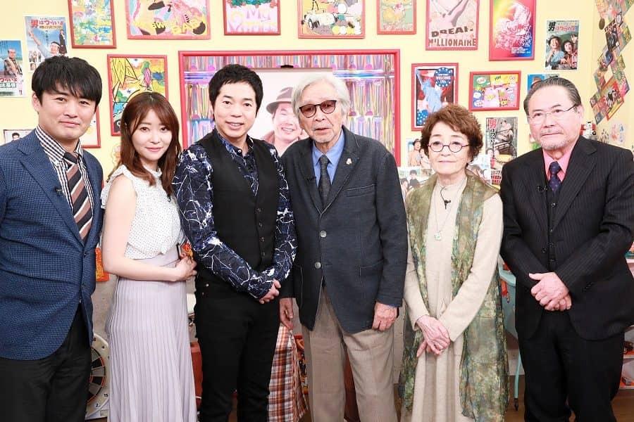 指原莉乃MC「すじがねファンです!」初ゴールデンSP!寅さん&ふなっしーファン集結!