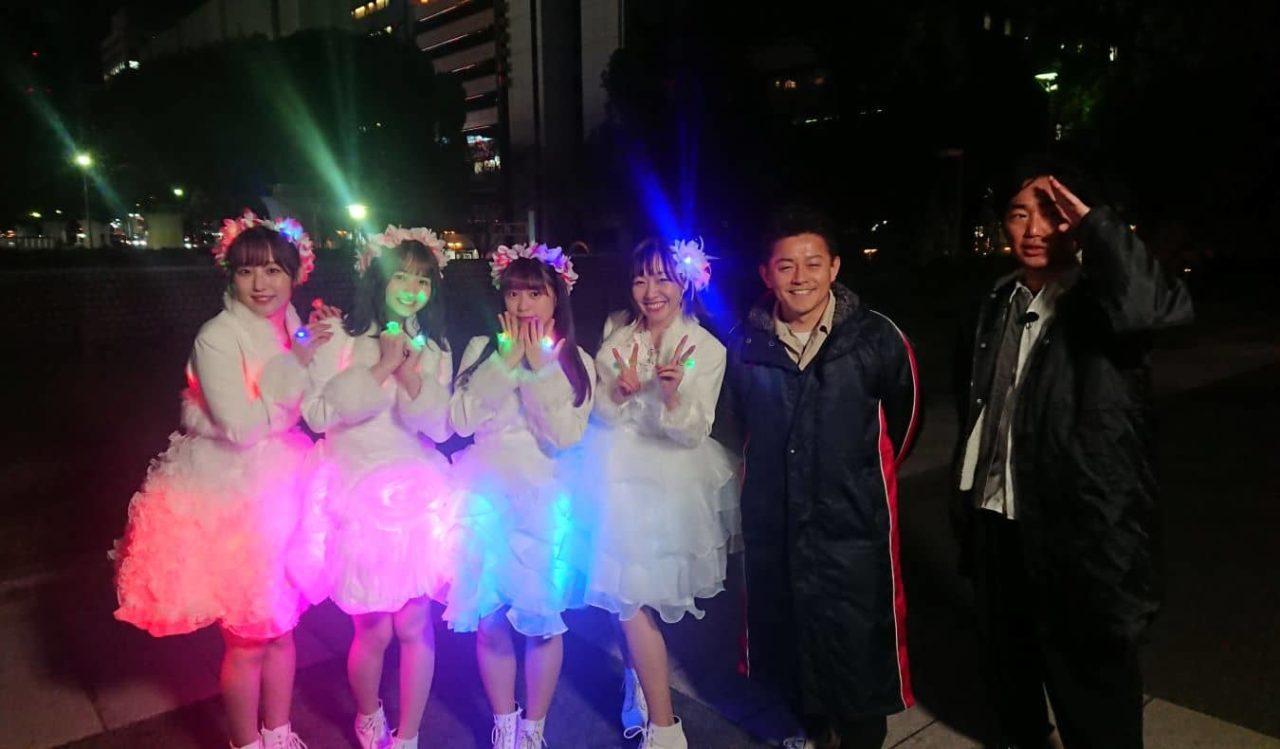 「SKE48のバズらせます!!」須田亜香里 初センター企画!人間イルミネーションでバズらせます!!