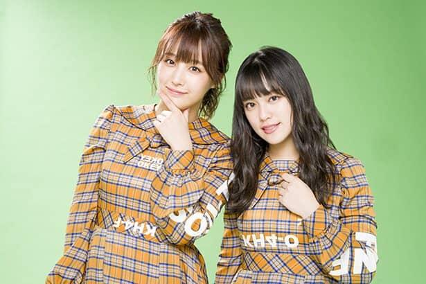 SKE48 竹内彩姫&鎌田菜月が<span>新曲やZeppライブ</span>を語る【インタビュー】