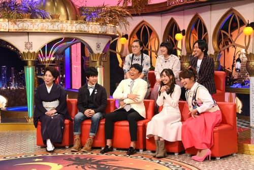 SKE48 須田亜香里が「快傑えみちゃんねる」に出演、肉食っぷりをアピール!共演者に公開告白!