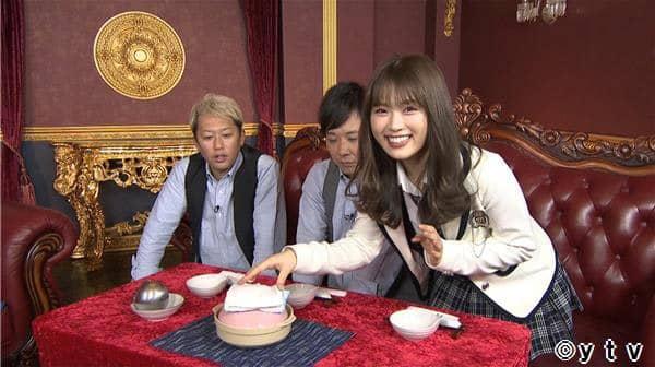 NMB48 渋谷凪咲出演「ワケあり!レッドゾーン」最新の鍋祭り!6000種類以上の鍋を食べた女!