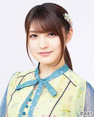 HKT48 神志那結衣、22歳の誕生日
