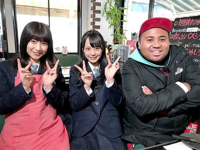 「せとチャレ!STU48」先週卒業を発表!藤原あずさの地元岡山・玉野市で自分探し!