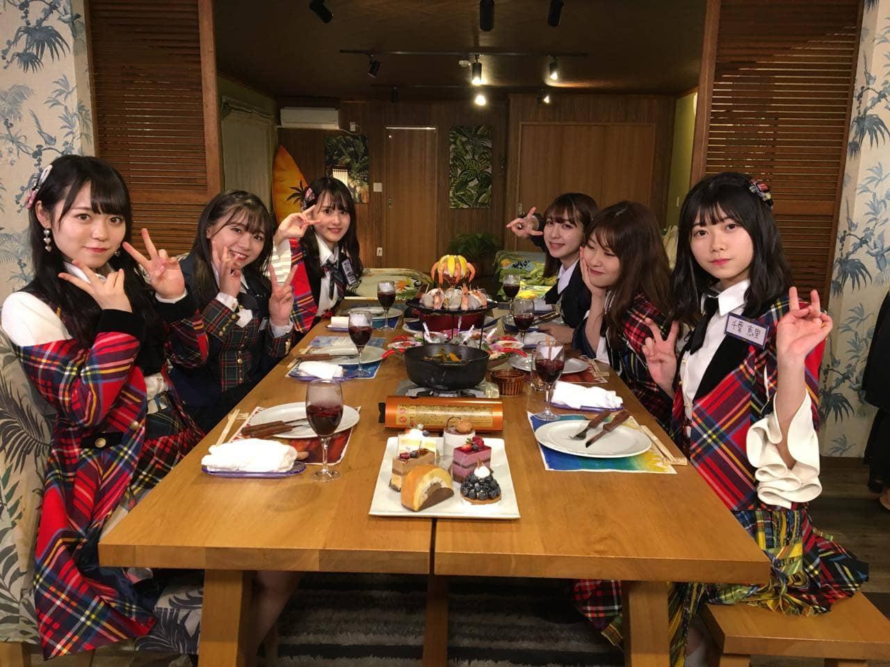 「AKB48グループ出張会議!」9年目のHKT48 過去・現在・そして、未来! 後編