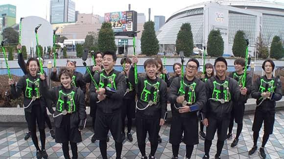 NGT48 中井りか出演「変装かくれんぼ〜ハイドアンドシーク〜」究極の変装サバイバルゲーム第4弾!