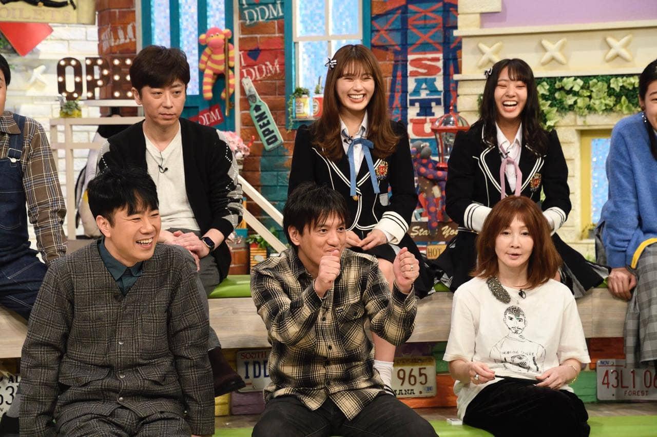 NMB48 渋谷凪咲&山田寿々出演「土曜はダメよ!」築50年だんだん好きになる家&全員が怪しい…赤の他人は誰だ