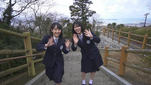 STU48 新谷野々花&矢野帆夏が山口県下関へ「SETOUCHI ISLAND」