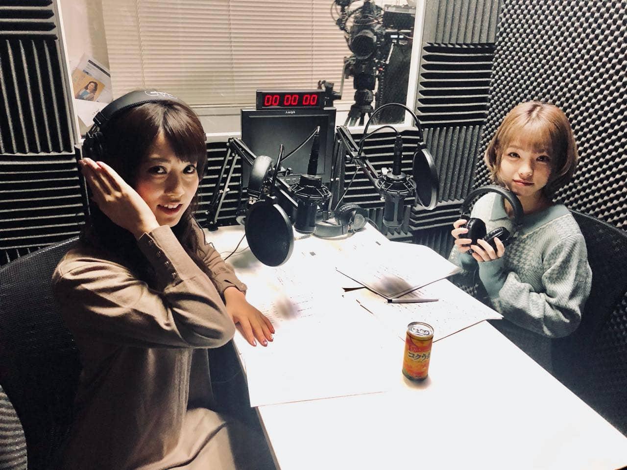 AKB48 チーム8 岡部麟・髙橋彩音出演「そこにあるBU.KI.MI season 2」第5話「ラジオにある」