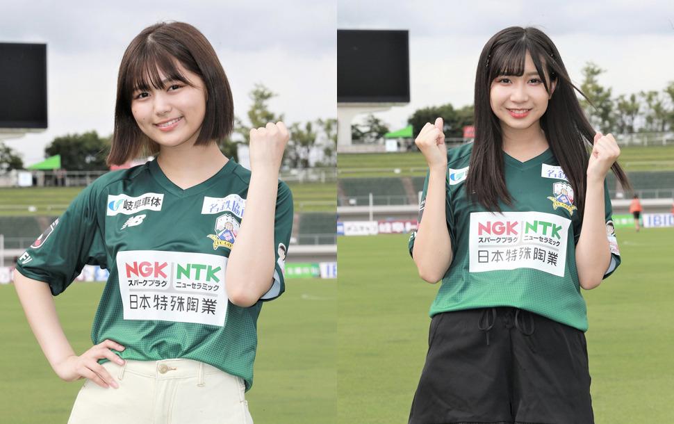 SKE48「FC岐阜応援隊」継続決定!