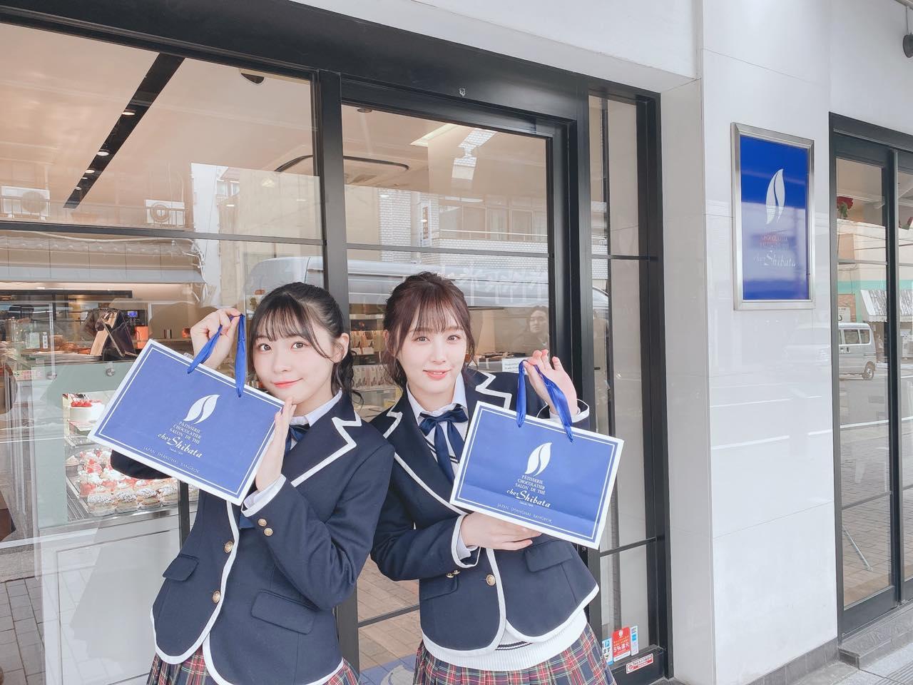 「SKE48は君と歌いたい」鎌田菜月&浅井裕華がアジアでも活躍するパティシエの店を訪れる