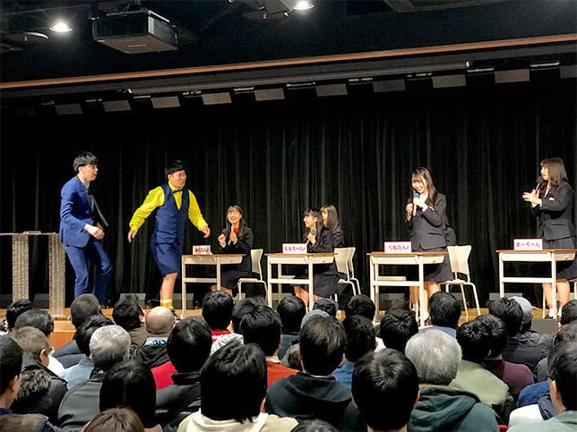 「せとチャレ!STU48」開局50周年記念ぽるぽる公開収録祭りの模様を大公開!