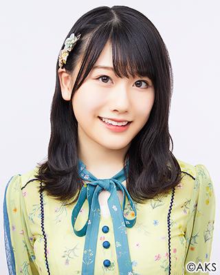 HKT48 小田彩加、21歳の誕生日