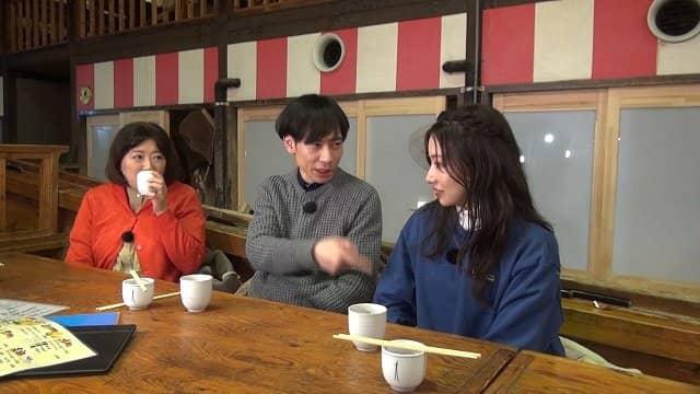 NMB48 村瀬紗英出演「いたくろむらせのオンとオフ」真冬にあえて、冬に向かないスポットへ!