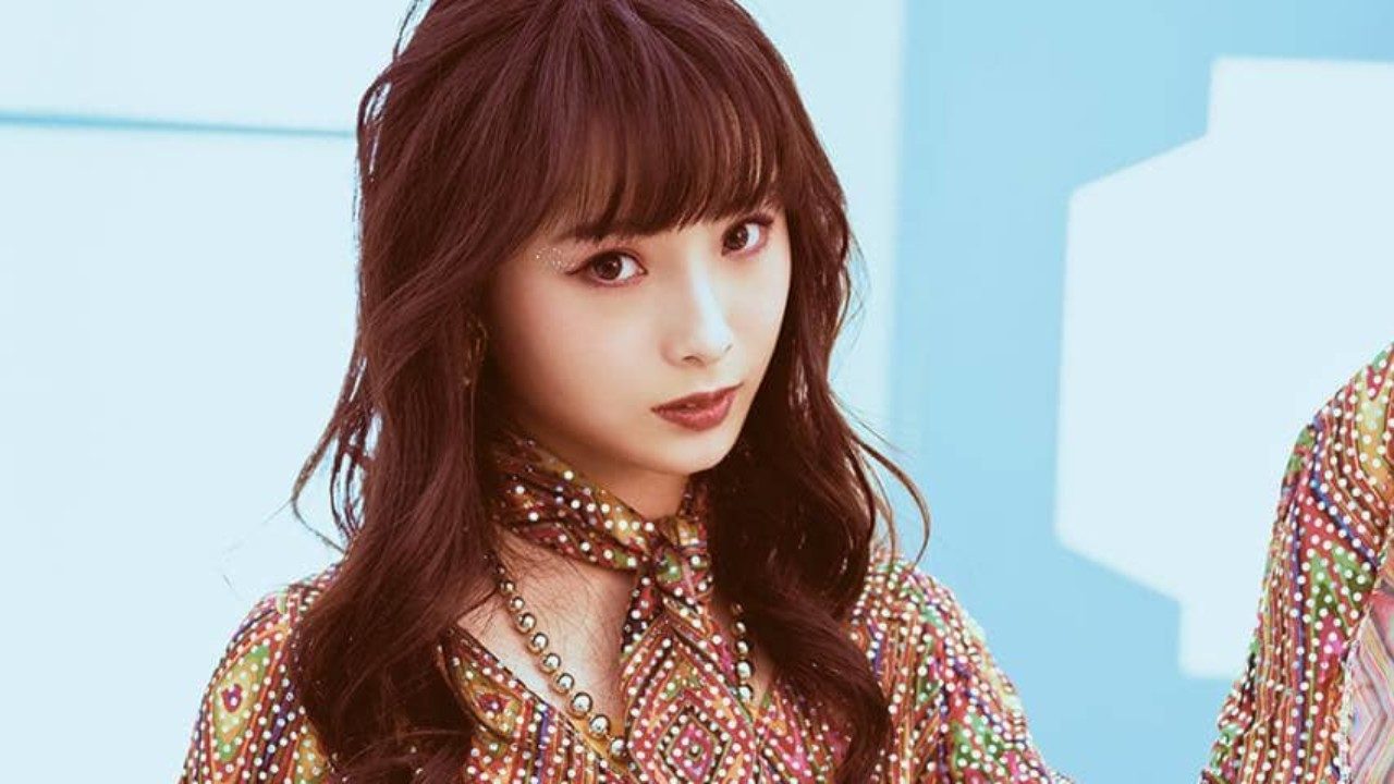 NMB48 梅山恋和が1970年代末ディスコファッションを着こなす!「MARQUEE Vol.137」2/14発売!
