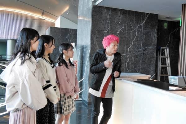 「STU発⇒東京」石田千穂・岩田陽菜・矢野帆夏が高層タワーマンションに初潜入!