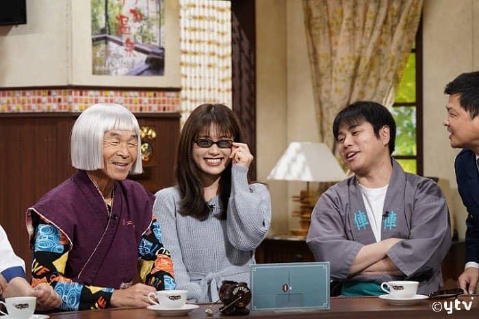 NMB48 渋谷凪咲、福本愛菜出演「大阪ほんわかテレビ」年間320万人が来店!滋賀にお菓子のテーマパーク?