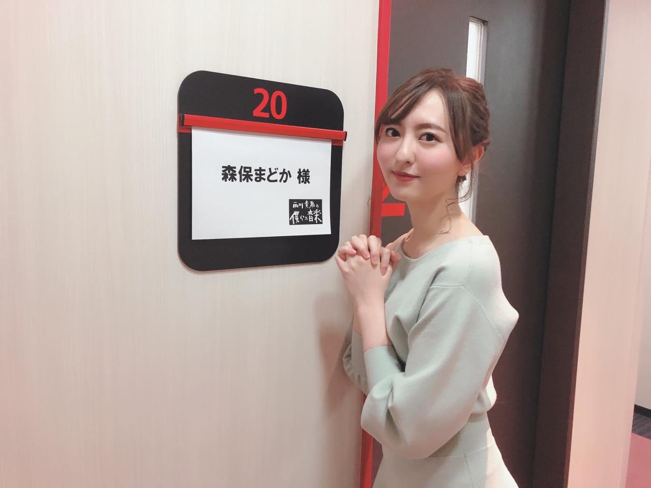 HKT48 森保まどかが「西川貴教の僕らの音楽」に出演、アルバムから「Lotus」「幻想即興曲」をTV初披露!