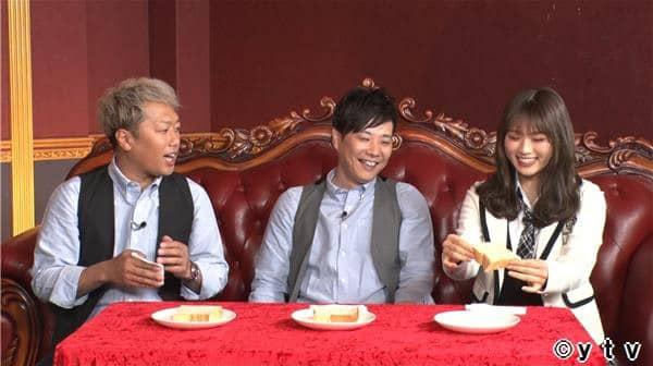 NMB48 渋谷凪咲出演「ワケあり!レッドゾーン」23年間に渡り食パンを愛し研究してきた女!