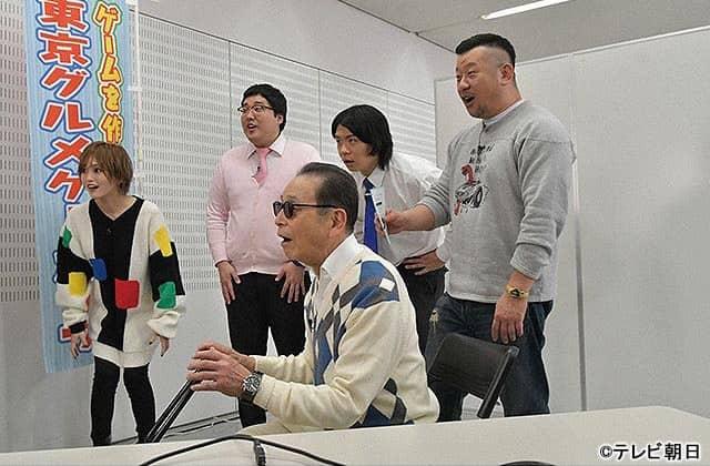 山本彩が「タモリ倶楽部」にゲスト出演、ゲームを作って一攫千金!?東京グルメゲームショウ