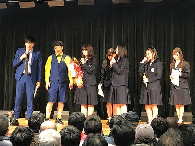 「せとチャレ!STU48」公開収録祭り!!そして…あーちゃん、ついに、番組卒業へ。
