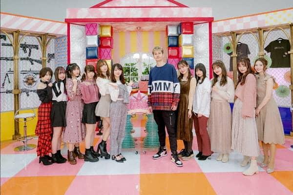 AKB48 峯岸みなみMC「荒野女子部Season2」小嶋真子らモデル多国籍軍が参戦!