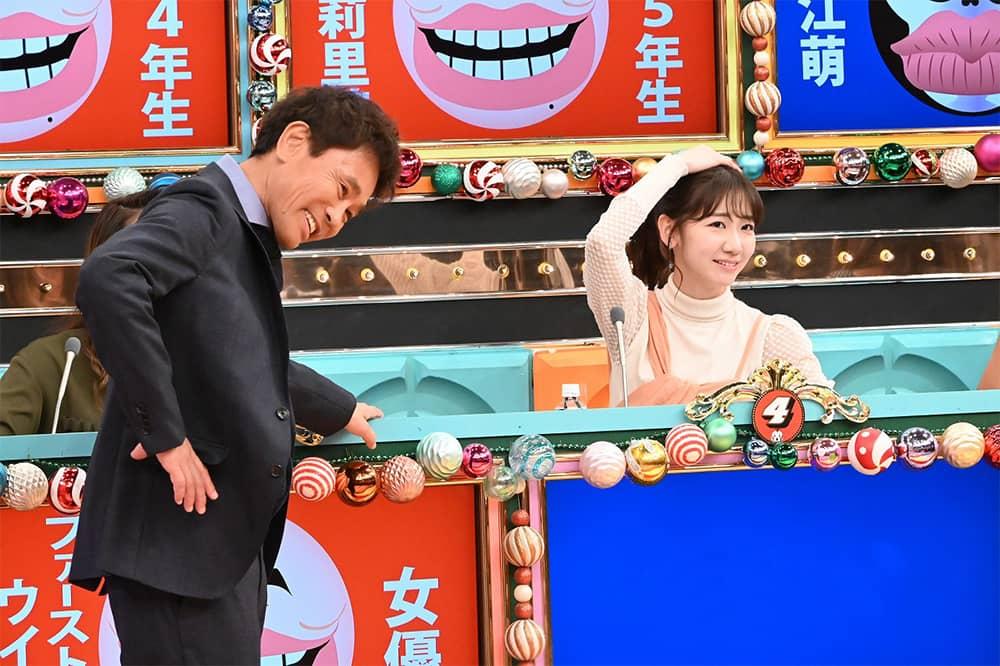 AKB48 柏木由紀&NMB48 渋谷凪咲出演「トリニクって何の肉!?」