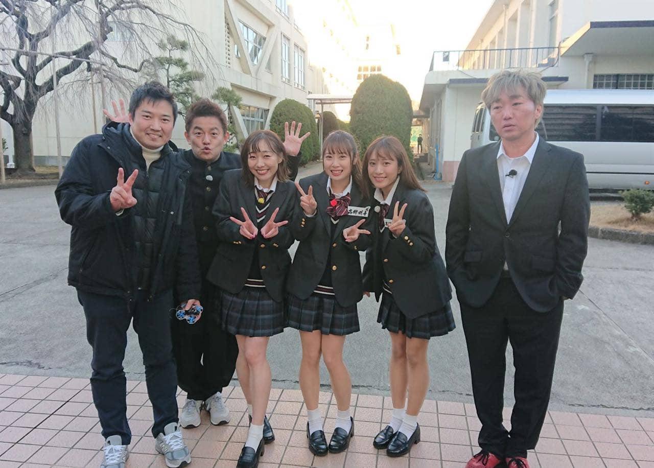 「SKE48のバズらせます!!」高柳明音卒業企画!ドローンで学園風ドラマワンカット撮影に挑戦!