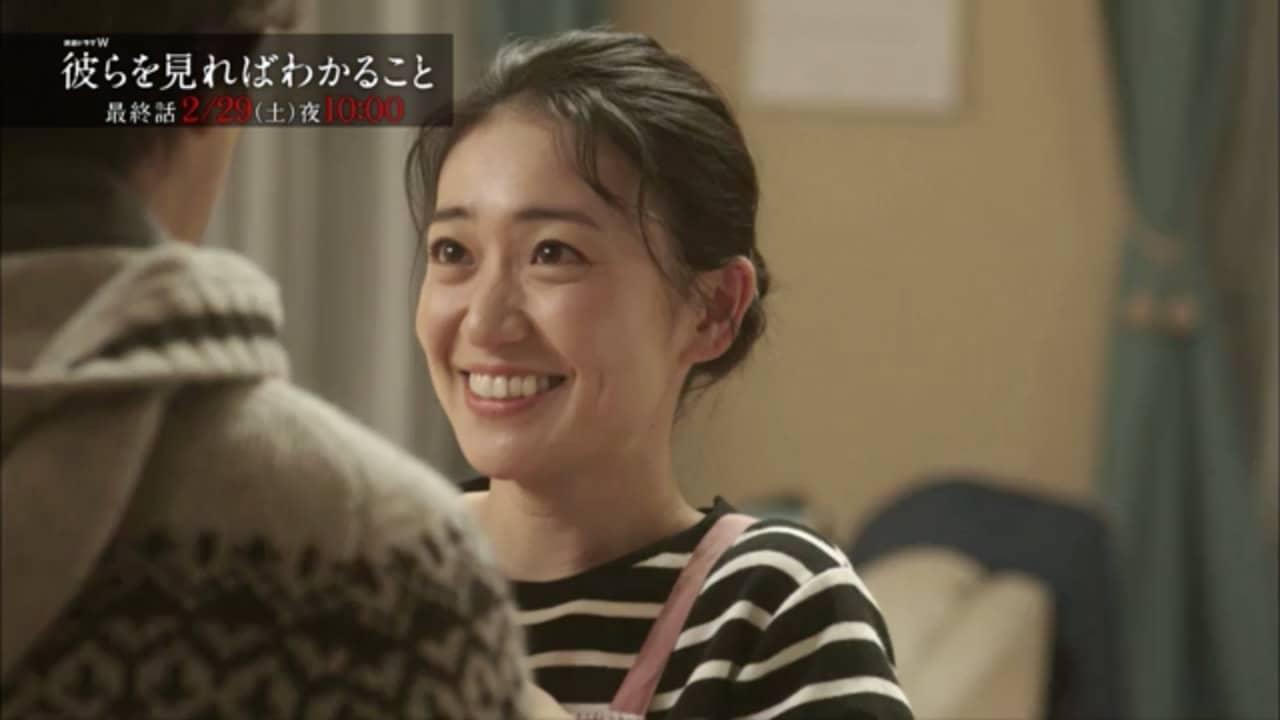 大島優子出演、連続ドラマW「彼らを見ればわかること」最終話放送!