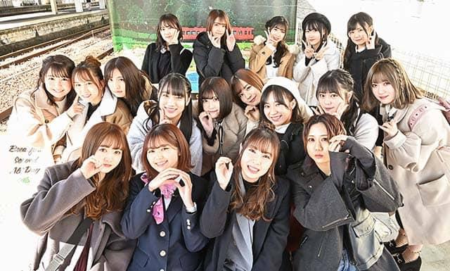 「SKE48ゼロポジ」高柳明音&チームKII岐阜旅行(第1回)