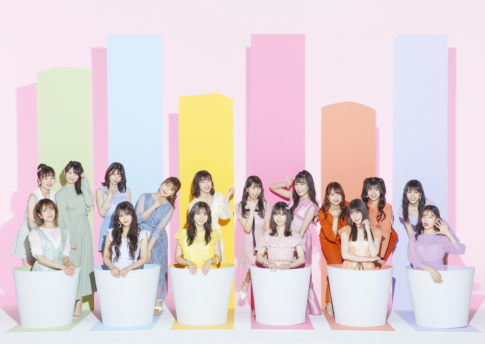 NMB48 23rdシングル「だってだってだって」8/19発売決定!