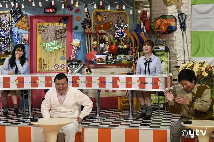 NMB48 村瀬紗英&渋谷凪咲が「特盛よしもと」に出演!