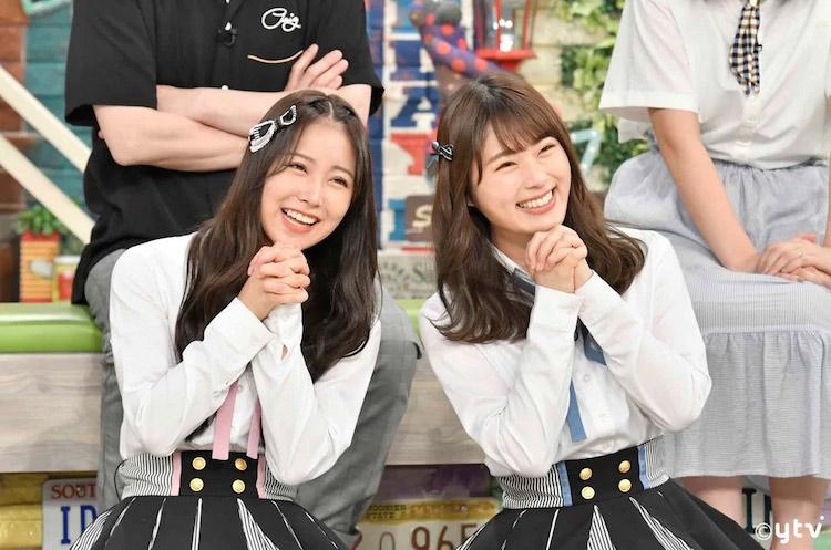 NMB48 白間美瑠・渋谷凪咲・山田寿々の未公開映像も!「土曜はダメよ!」 本当はこんなにいっぱいしゃべってましたSP!