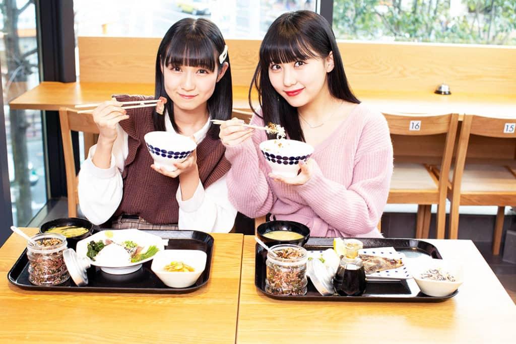 HKT48 田中美久、大人っぽく成長した後輩・今村麻莉愛に「おっきくなったねぇ」【ENTAME インタビュー】