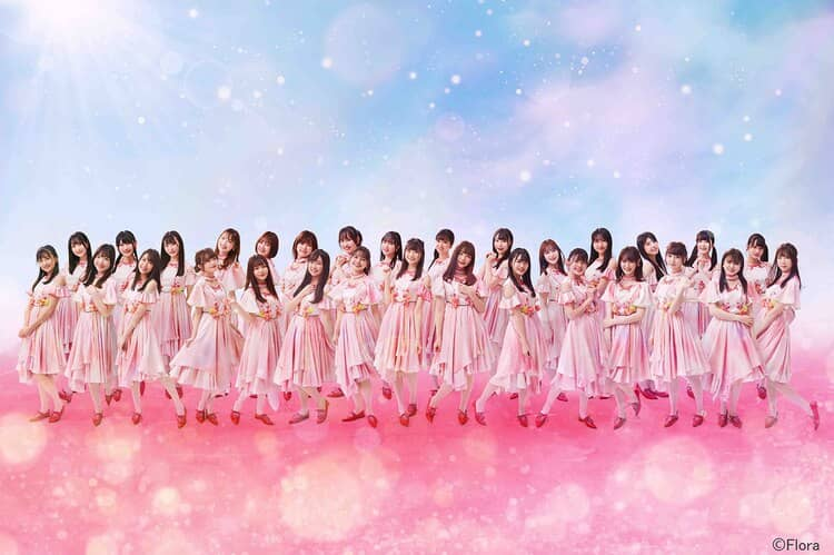 NGT48 5thシングル「シャーベットピンク」は30人全員選抜!センターは研究生 藤崎未夢!【予約開始】