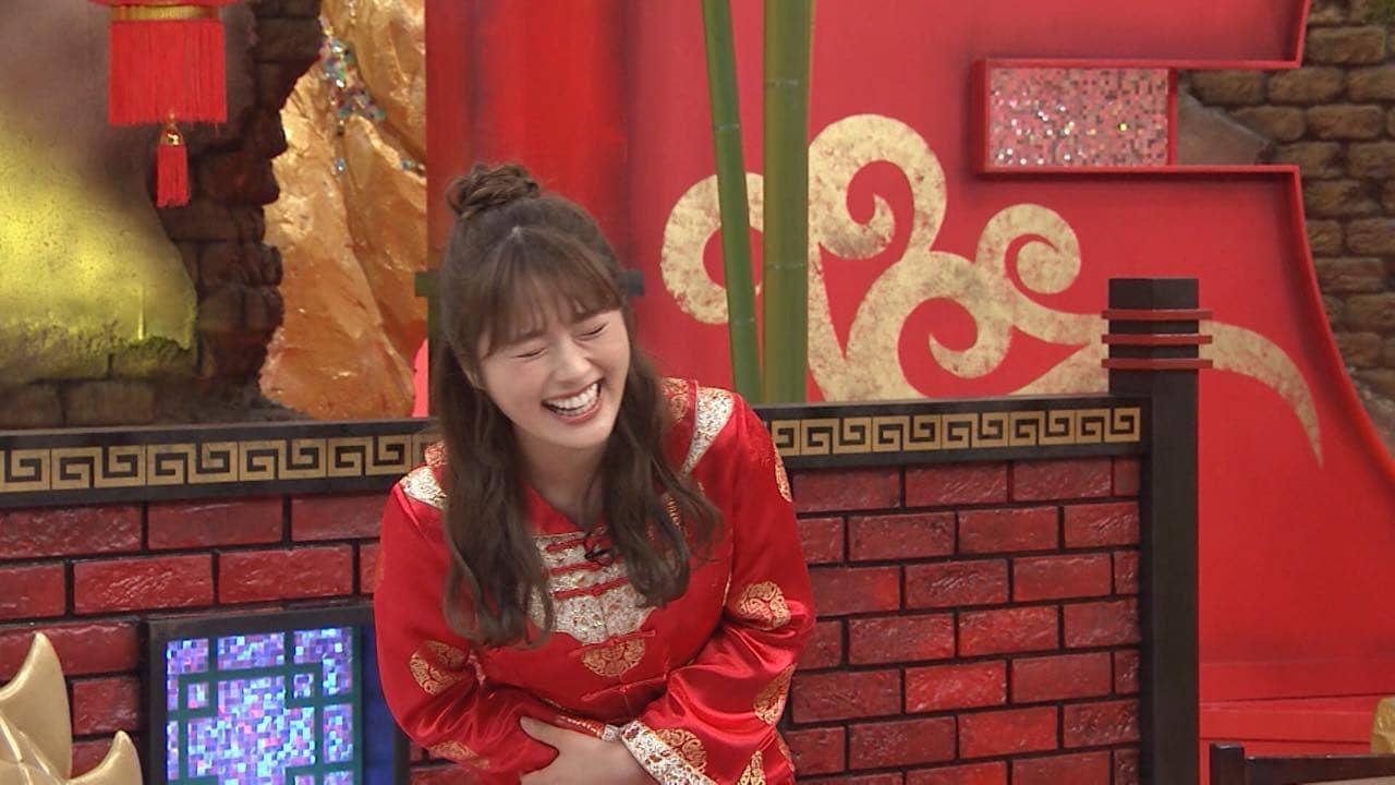 NMB48 渋谷凪咲出演「かまいたちの机上の空論城」未公開SP!同期和牛と特別コラボ&山内様の過酷実験!