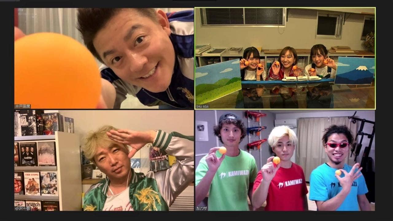 「SKE48のバズらせます!!」神ワザピンポンでバズらせます!!