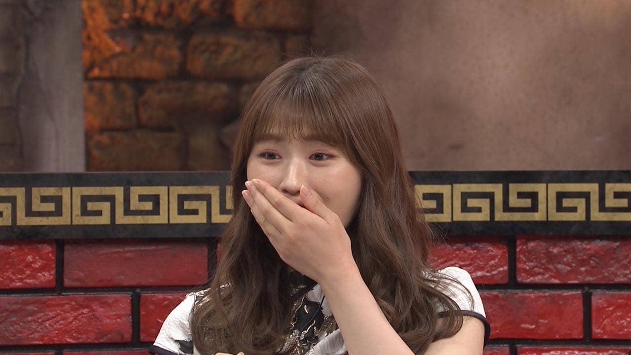 NMB48 渋谷凪咲出演「かまいたちの机上の空論城」初夏のオカルトSP