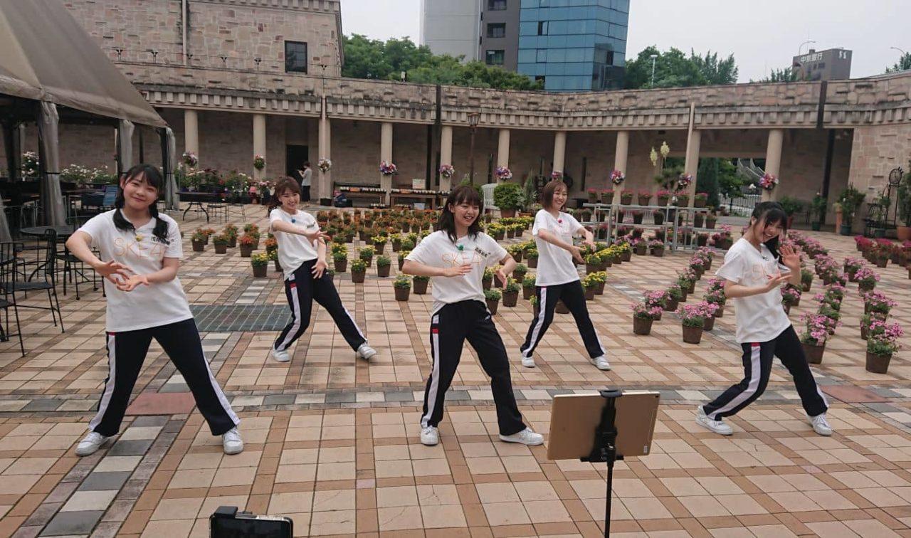 「SKE48のバズらせます!!」倍速ダンスでバズらせます!!