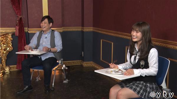 NMB48 渋谷凪咲出演「ワケあり!レッドゾーン」絶品BBQを手軽にホットプレートで!女子大絶賛