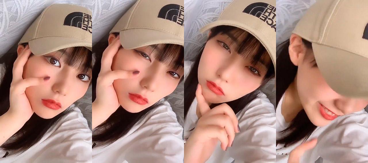 【動画】HKT48 田中美久「じとめ練習したけどなんかめっちゃ恥ずかしくなった」