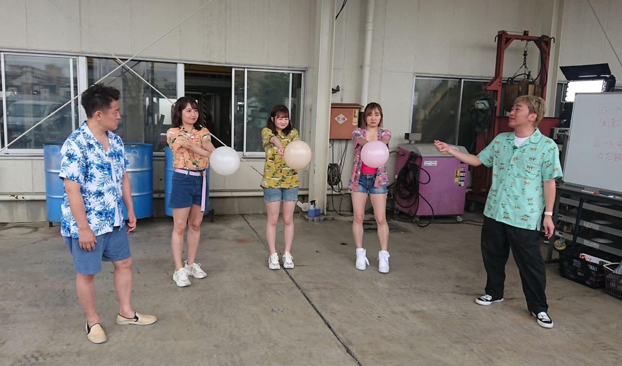 「SKE48のバズらせます!!」ダイススタッキングでバズらせます!!