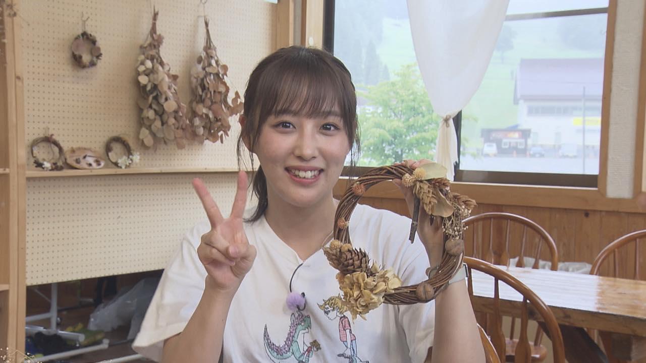 SKE48 鎌田菜月が「くすぐる」に出演!めいほうリゾートを全力PR!【テレビ愛知】
