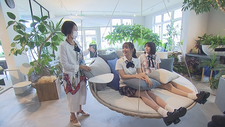 「ぎふサテ! / SKE48の岐阜県だって地元ですっ!」庭の楽しさ発見!優雅にホームガーデンパーティー【ぎふチャン】